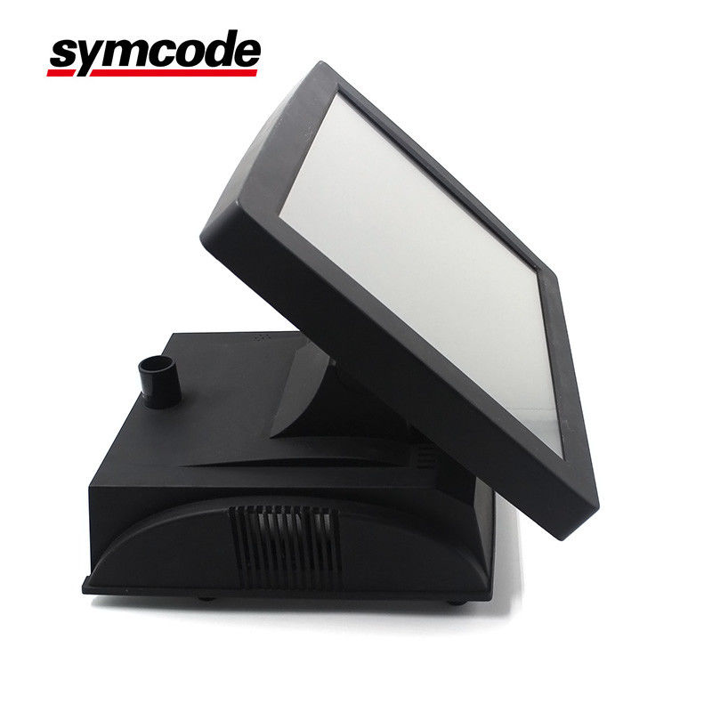 1 Parallel Interface Windows Touch POS Terminal / POS Cash Register For Hotel